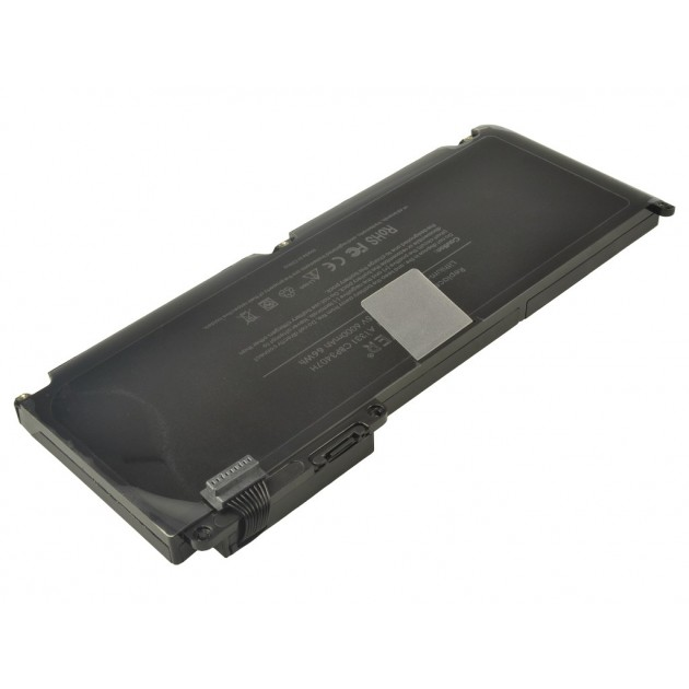 Image of   2-Power Laptop batteri til Apple Macbook Pro 13.3, 15.4, 17 - 6000mAh