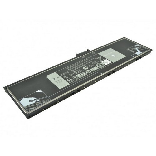Image of   2-Power Laptopbatteri til bl.a. Dell Venue 11 Pro (7130) (Kompatibelt) - 4860mAh