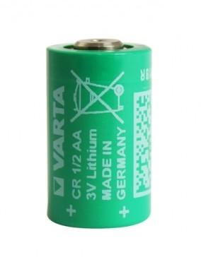Image of   3 volt 1/2AA Lithium batteri