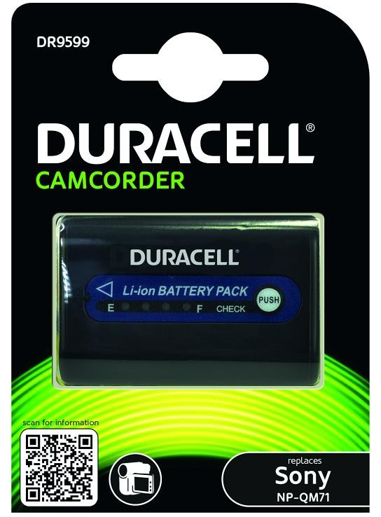 Image of   Camcorder Battery 7.4V 2800mAh