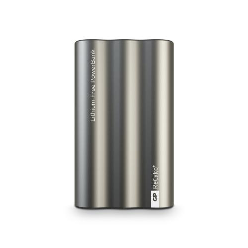 Billede af GP PowerBank TravoSafe. Verdens første lithiumfri powerbank - 3800mAh