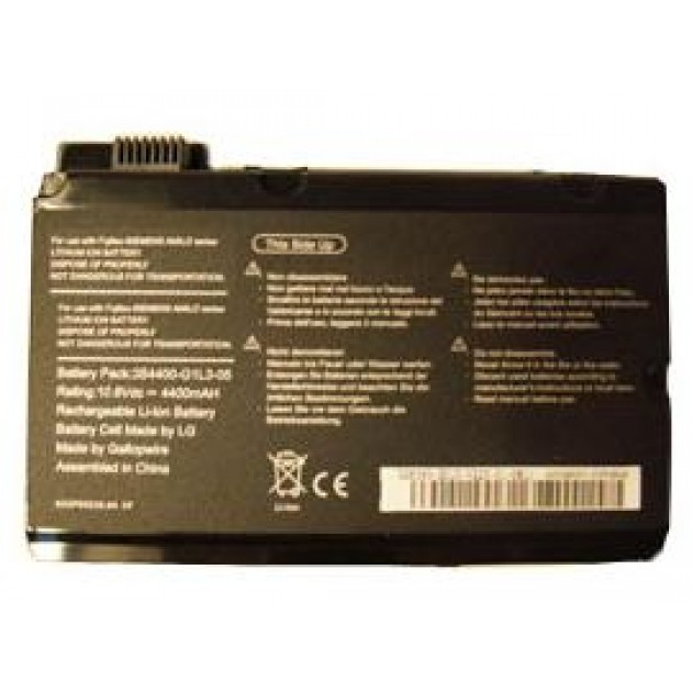 Image of Batteri til bærbar - Fujitsu-Siemens Amilo Xa2528 batteri (Original) 4400mAh