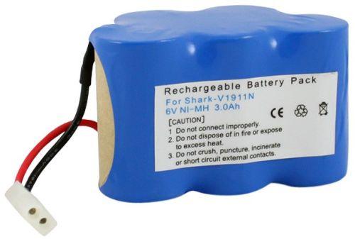 XB1916 - Shark Cordless Sweeper batteri - 3000 mAh