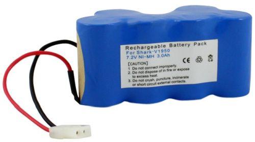 XB1918 - Shark Cordless Sweeper batteri - 3000 mAh